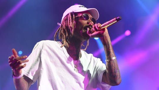 Wiz Khalifa scored the No. 1 video of the year on YouTube