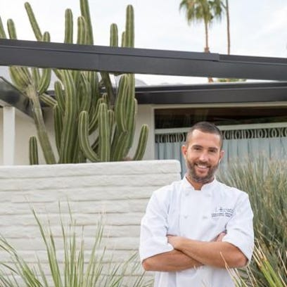 SO.PA restaurant opens in Palm Springs with Michelin-starred chef Giacomo Pettinari.