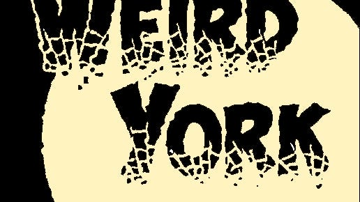 Weird York -- an evening to unravel York County history (part 3).