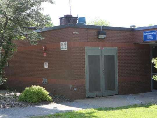 The exterior of the Senior Girls unit at the Hawthorne