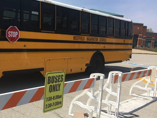 Westfield school bus