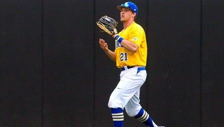 North Buncombe graduate Carson Jones plays college baseball for Lander (S.C.).