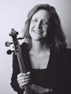Cellist Beth Cantrell performs at MBU's Sunday Recital Series on Feb. 5