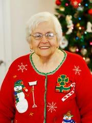 Elmae Ruger at her home at Bethany Village in Horseheads