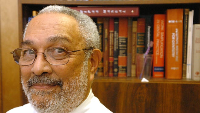 Lafayette dentist Raphael A. Baranco was the first black Lafayette Parish School Board member. Claudia B. Laws, The Daily Advertiser