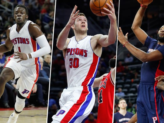 Go through the gallery to see Detroit Pistons player-by-player