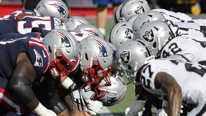 The New England Patriots last played at Gillette Stadium in Week 3 against the Las Vegas Raiders. They were scheduled to play Sunday against Denver, but a source confirmed to the Providence Journal that game will be postponed after a Patriots' player tested positive for COVID-19.