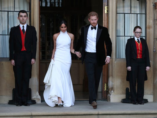 royal wedding 2018: elton john peforms at harry and meghan's reception
