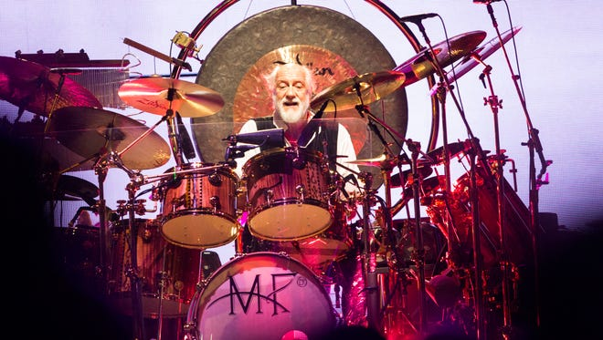 Mick Fleetwood's illness cut short Fleetwood Mac's concert in Lincoln, Neb., Sunday, but the group says they show will go on Tuesday in Michigan.