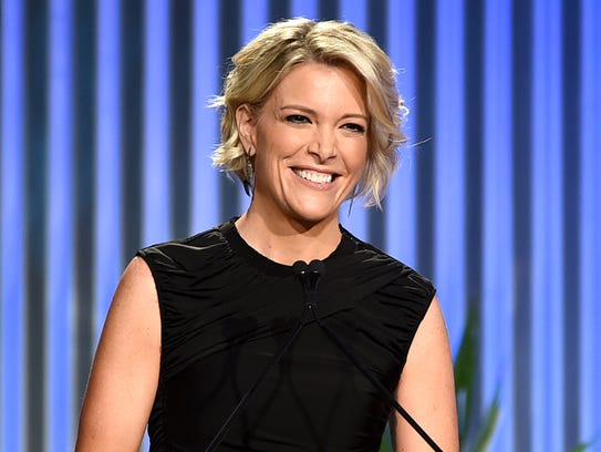 Megyn Kelly speaks onstage during The Hollywood Reporter's