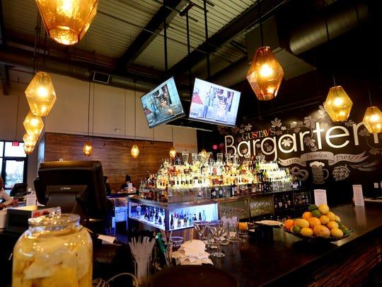Gustav's Bargarten in Keizer on Friday, Nov. 20, 2015.