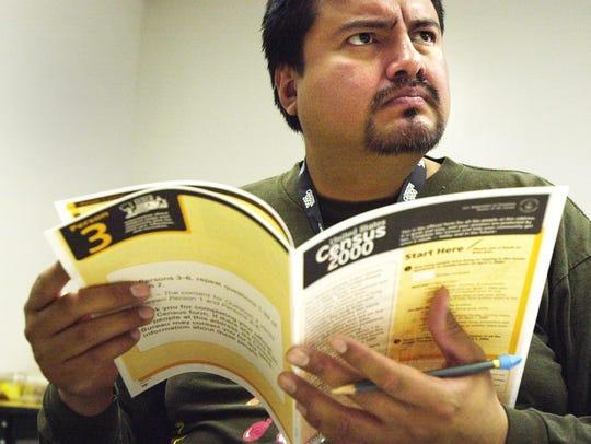 California y varias ciudades en el estado demandaron por la pregunta sobre la ciudadanía.