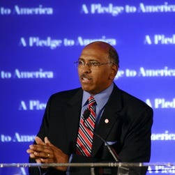 Michael Steele blasts CPAC official for 'painfully stupid' insult about his race