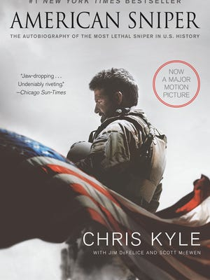 """""""American Sniper"""" by Chris Kyle"""