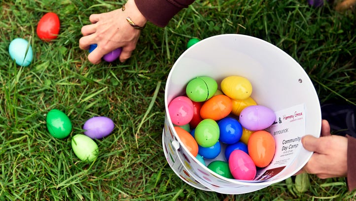 Easter 2018: Where are egg hunts in York County?