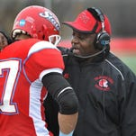 """""""We have set out to build the program from the ground up,"""" said Delaware State coach Kermit Blount, who is entering his fourth season."""
