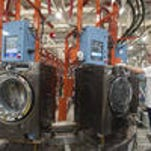 General Electric's CEO told investors Wednesday that several potential buyers stepped in after the GE pulled off its $3.3 billion deal to sell its appliances to Electrolux. A deal, signed and closed, could come in early 2016, the CEO said.