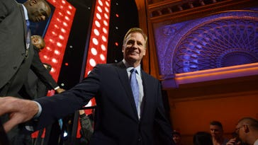 Goodell: Titletown could be 'great' for draft
