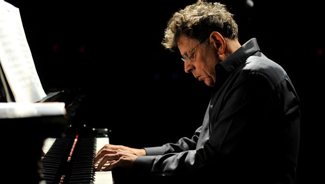 Philip Glass will share time at the piano with Maki Namekawa, who recorded the etudes for a 2014 release on Glass' Orange Mountain Music label, and Arizona State University music professor Ashley Oakley.