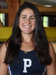 Julia Rigothi, assistant coach of Marist College's