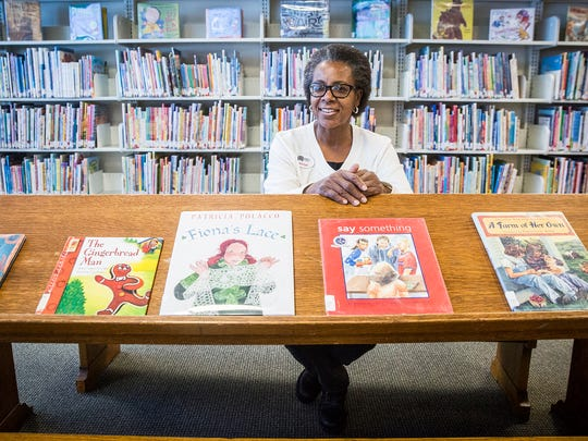 Muncie Public Libraries director Akilah Nosakhere at