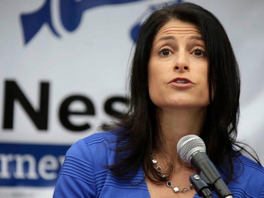 Attorney Dana Nessel announces her bid to run for