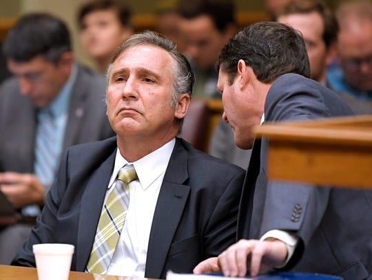 Williamson County Schools Superintendent Mike Looney