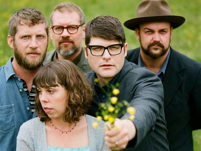 4/29: THE DECEMBERISTS | Portland's fey folk/prog/alt-rockers