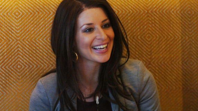 Samantha Steckloff, keynote speaker