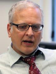 Monmouth University political scientist Patrick Murray