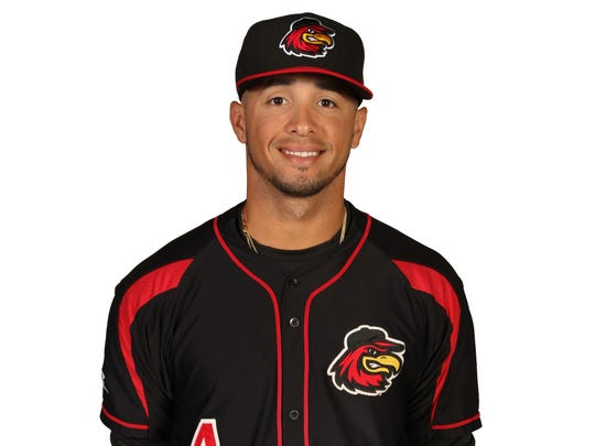 Bengie Gonzalez, Red Wings infielder