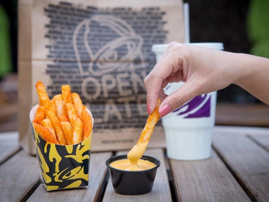 Taco Bell is bringing back Nacho Fries for a limited