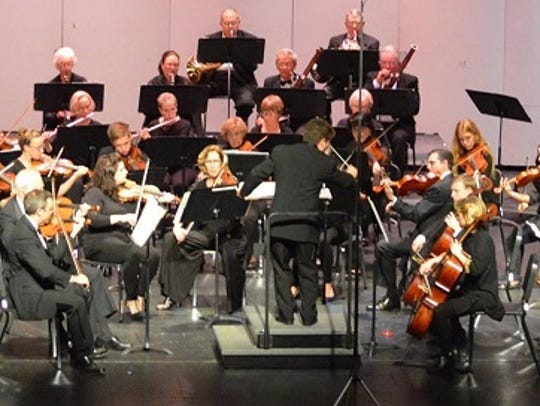 The Vero Beach Chamber Orchestra will perform at 2