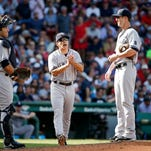 Yankees losing games, players as they fade from contention