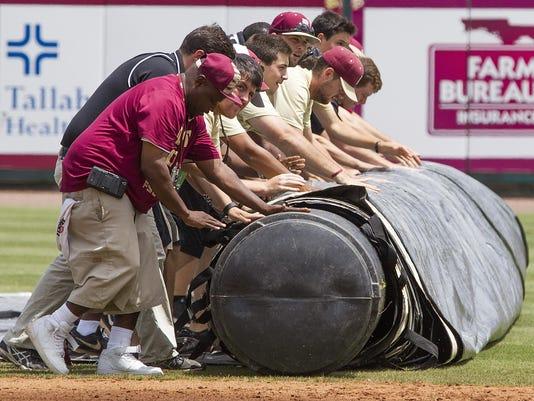 NCAA Auburn College of Charleston Baseball