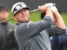 PGA Tour suspends Robert Garrigus after he tests positive for marijuana