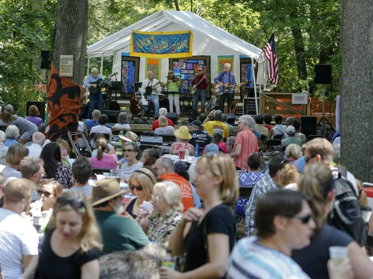 Arden's Shady Grove Music Fest will be held July 11 at 20 percent capacity.