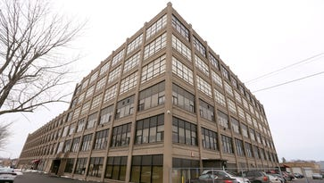 Rochester Career Mentoring Charter School, which close at the end of the school year, is located on Hart Street.