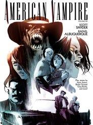 Am Vamp vol 6 cover