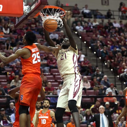 Florida State finds a way in double overtime against Syracuse