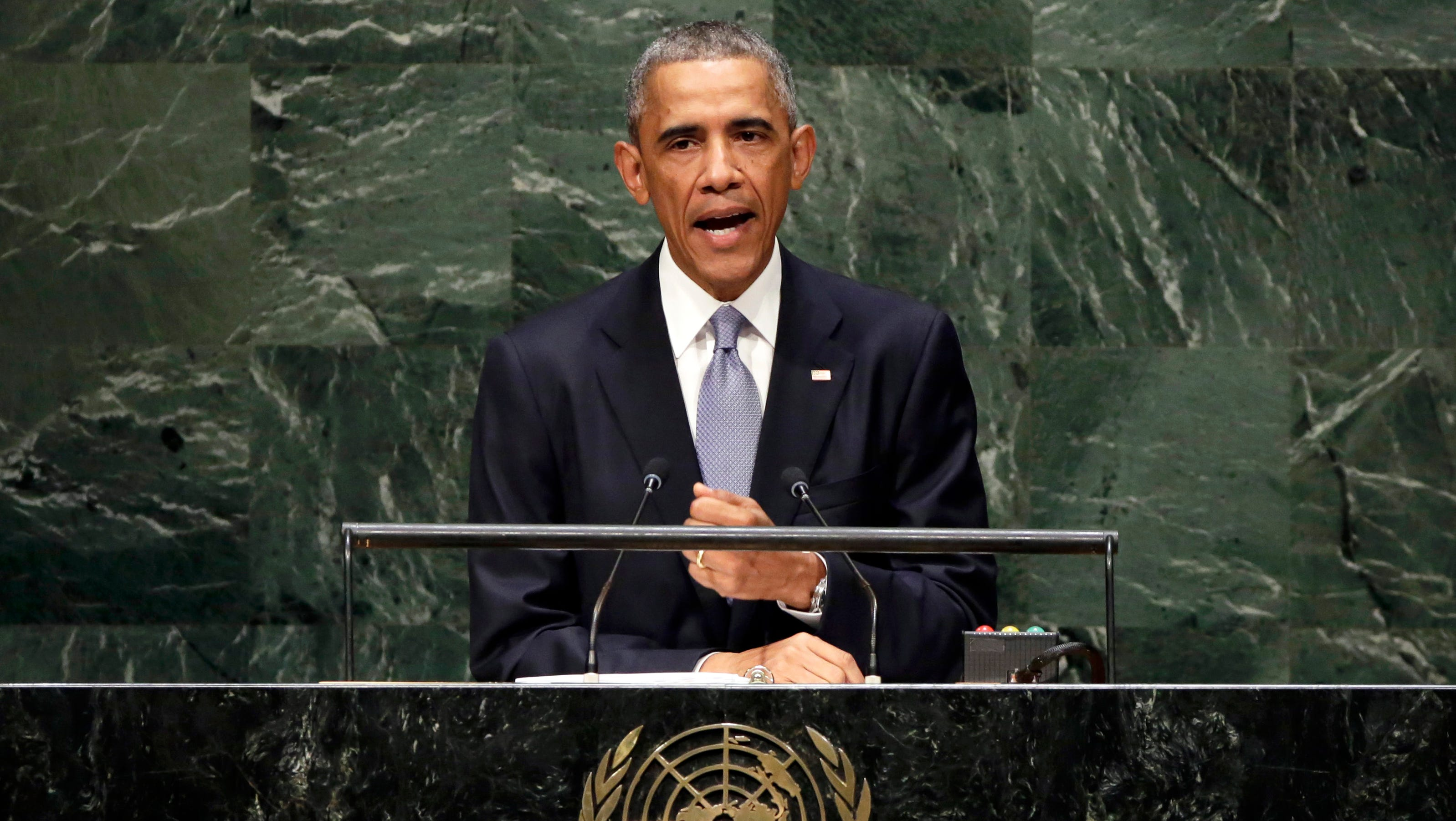 un speech With the 70th session of the un general assembly opening in new york, it is a  good time to look back on some of the memorable speeches.