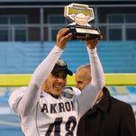 Sycamore grad named MVP of Famous Idaho Potato Bowl