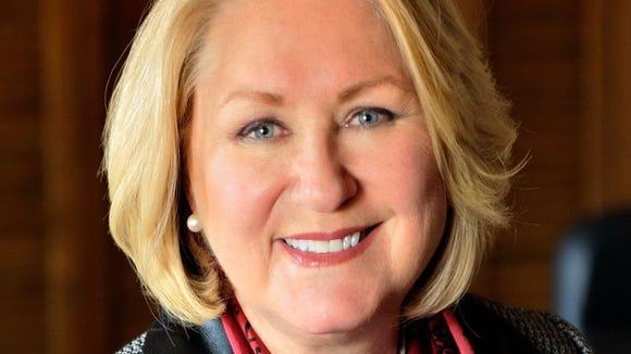 Ann Weaver Hart is president of University of Arizona.