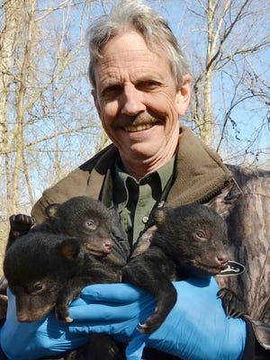 MDWFP's Richard Rummel has been named Black Bear Program leader.
