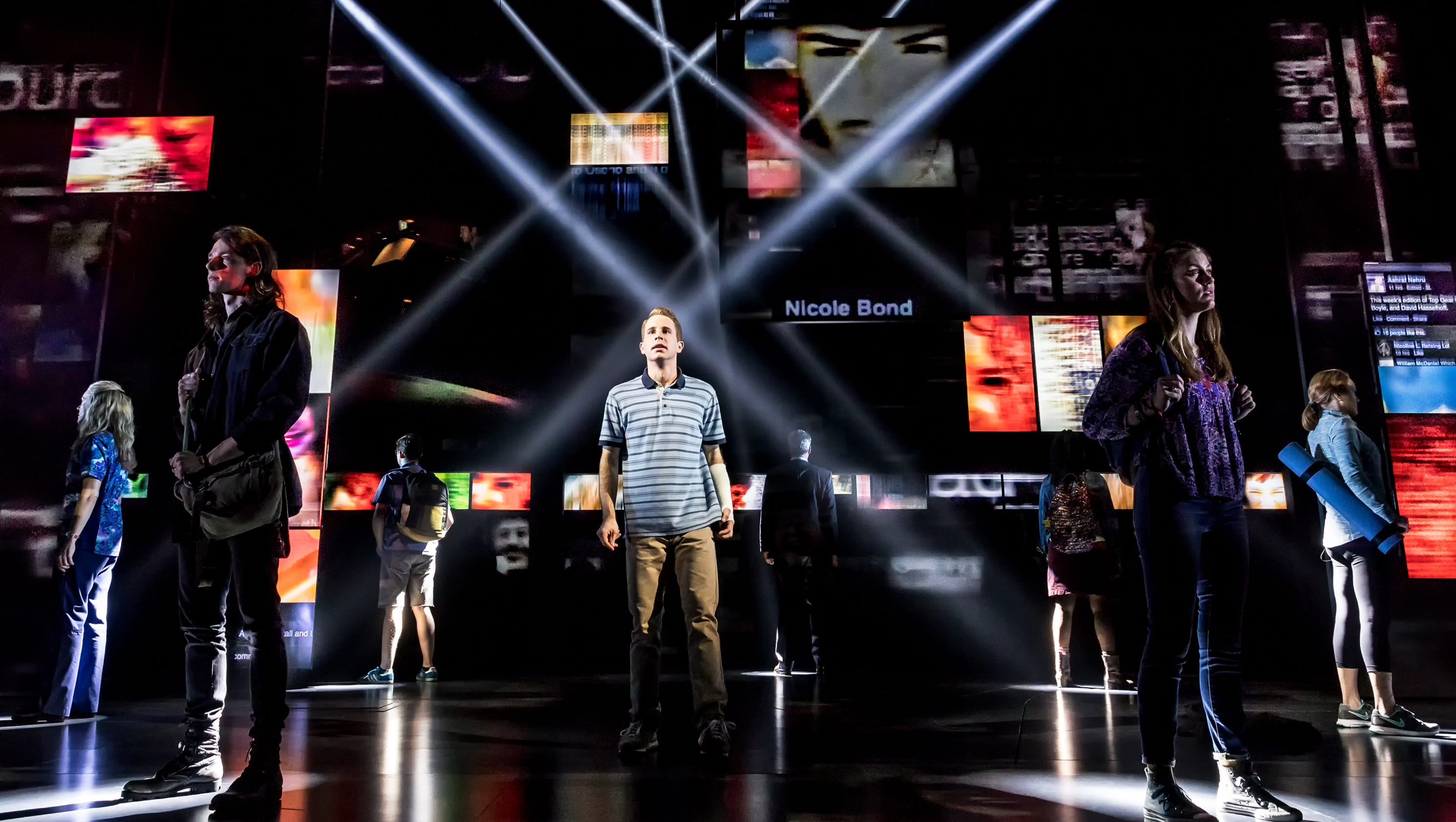 Dear Evan Hansen Lottery >> TONY AWARDS: Local producer shares predictions