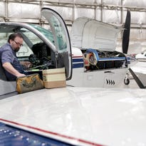 They love aviation and problem-solving, so they found jobs fixing airplanes