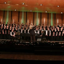 Holding Court: Hundreds of voices combine for benefit