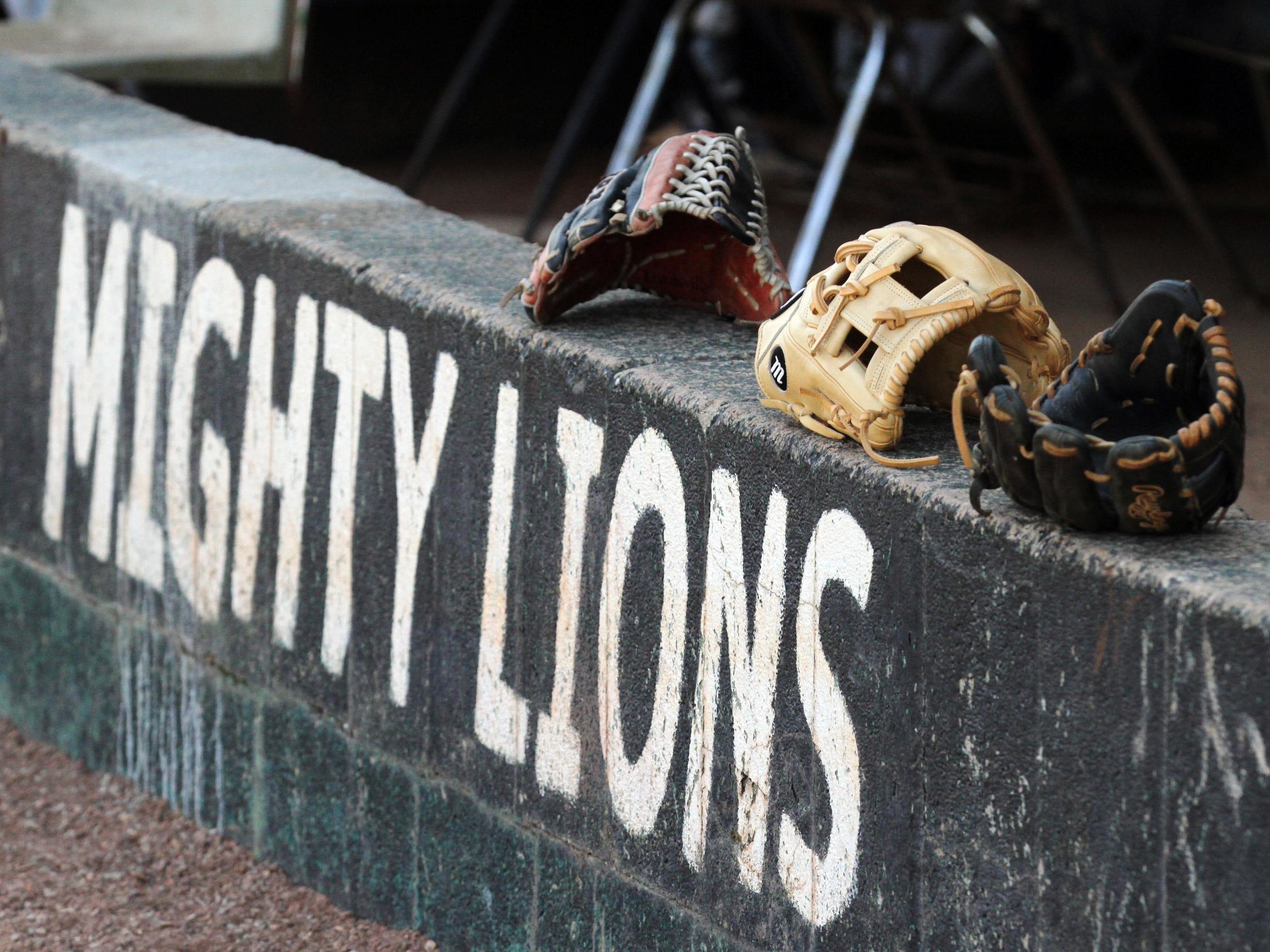 Lafayette High baseball practice