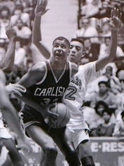 Carlisle and Harrisburg had tremendous battles during Billy Owens' high school career. Harrisburg might have pulled out some wins in the regular season and districts, but Carlisle owned the Cougars in the PIAA tournament.