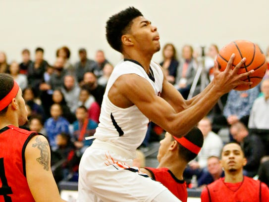 York High's Kyree Generett has been named a third-team all-state performer in Class 5-A.